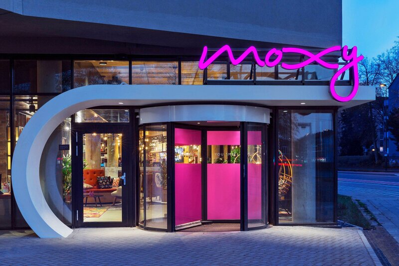 Hotel Moxy Duesseldorf South
