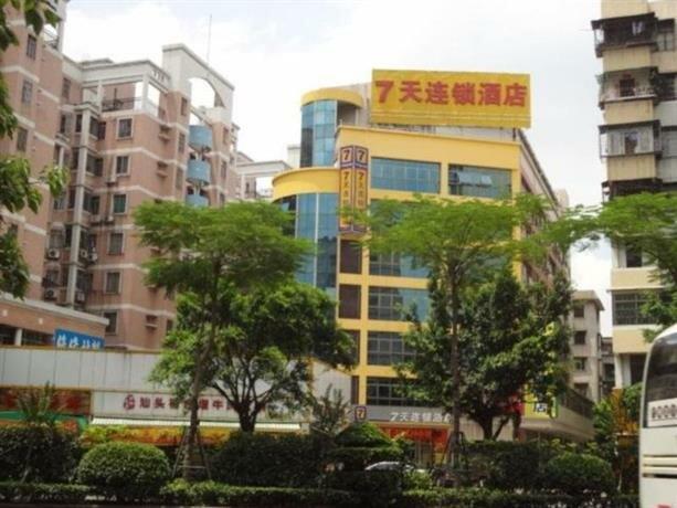 7 Days Inn Foshan Guangfo Road Hongwei Mansion Branch