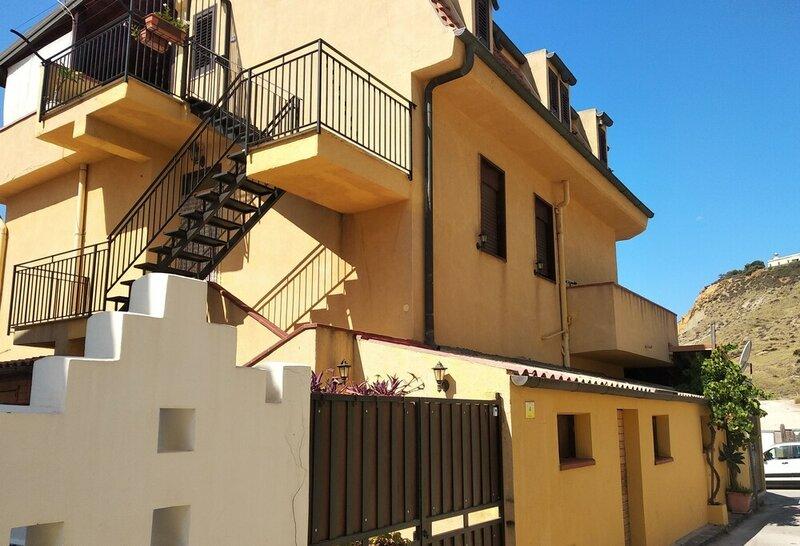 Casa Scala Dei Turchi