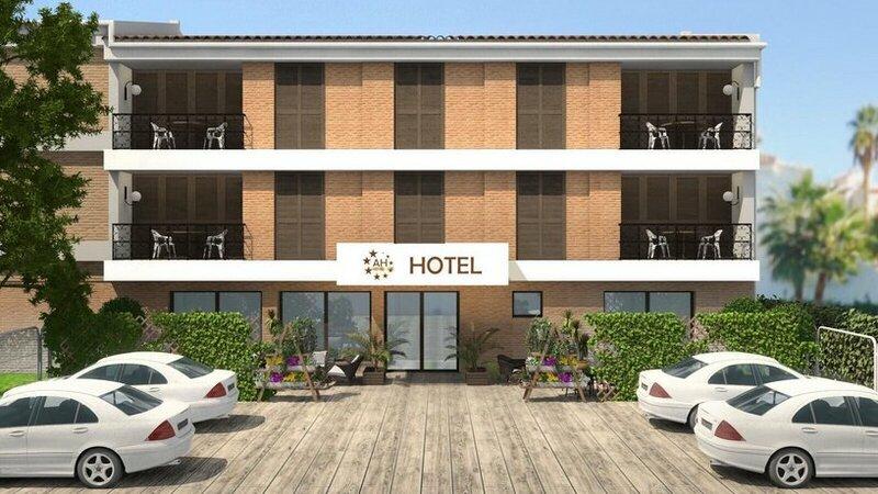 Ah Hotel Alicante