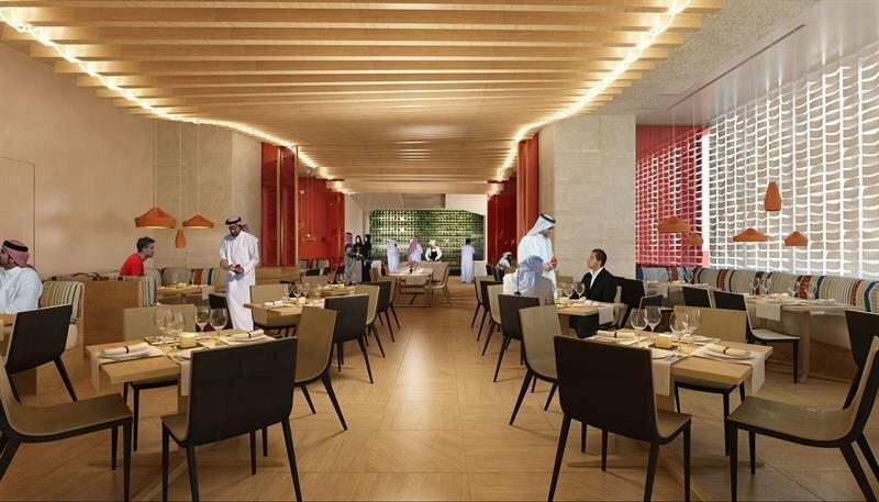 Nobu Hotel Riyadh
