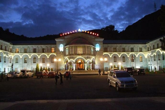 Armenia Wellnes & SPA Hotel