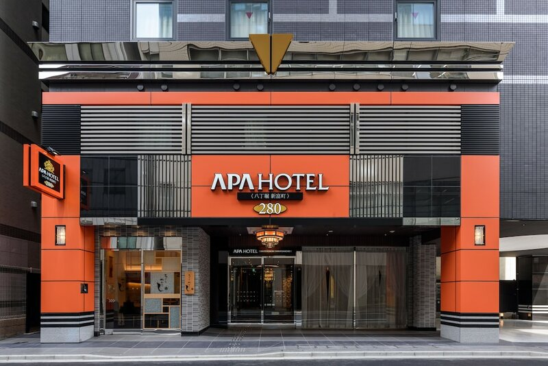 Apa Hotel Hatchobori Shintomicho