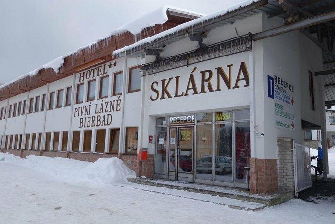 Hotel Sklarna Harrachov