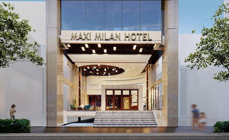 Отель Maximilan Danang Beach
