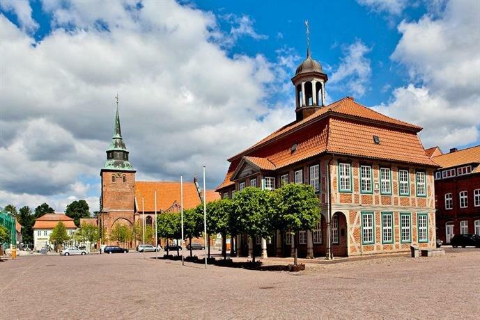 Hotel Boizenburger Hof