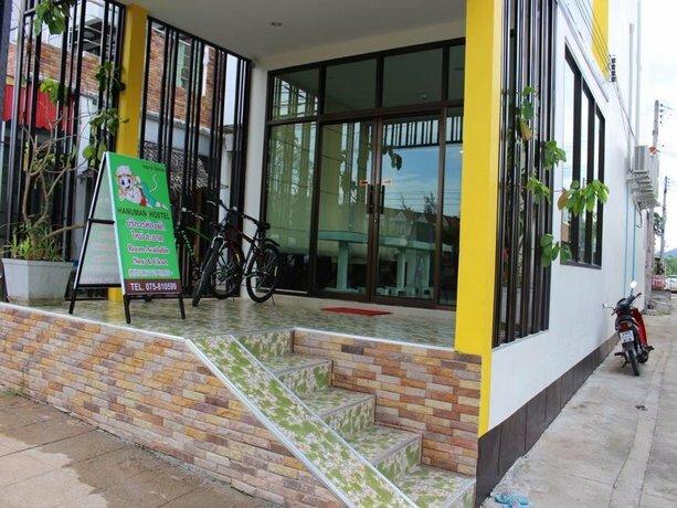 Guide M @ Krabi Hostel