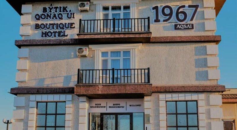 Boutique Hotel 1967 Aqsai