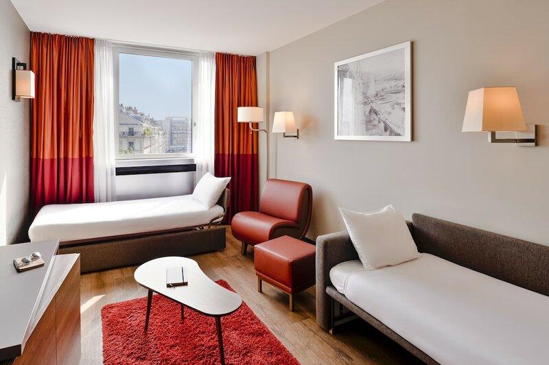 Aparthotel Adagio Geneve Mont Blanc