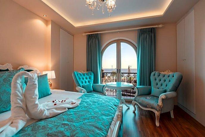 Отель Seven Hills Palace