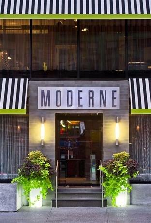 The Moderne