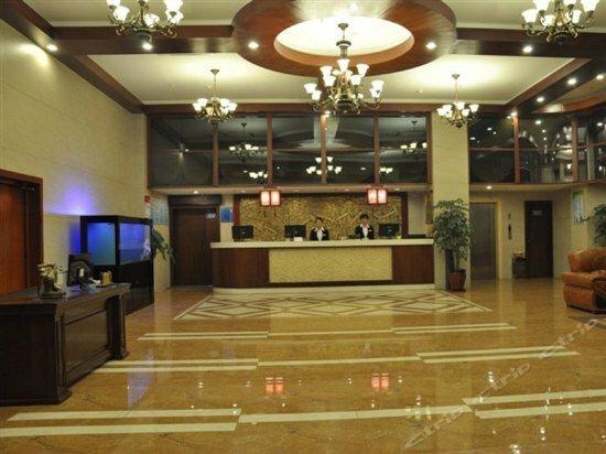 Junyue Baihe Theme Hotel