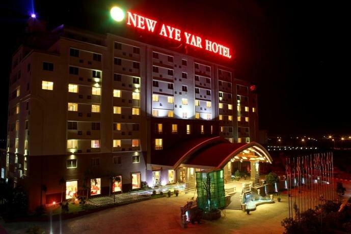 New Aye Yar Hotel Nay Pyi Taw
