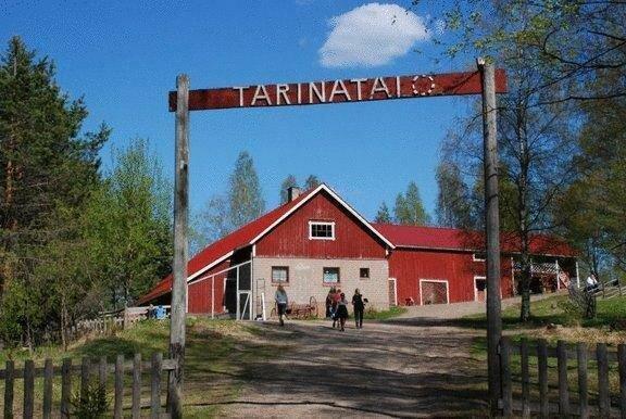 Tuhannen Tarinan Talo