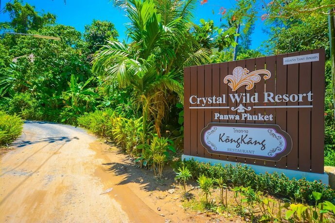 Курортный отель Crystal Wild Panwa Phuket