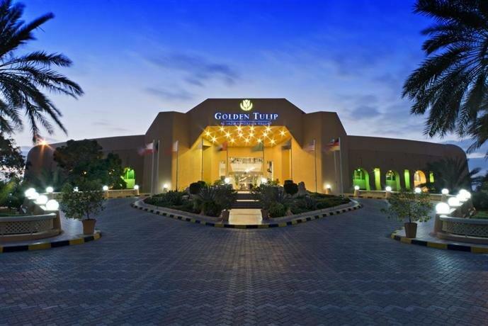 Golden Tulip Al Jazira Hotel