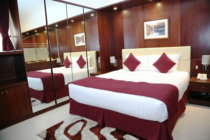 Arcadia Hotel Apartments