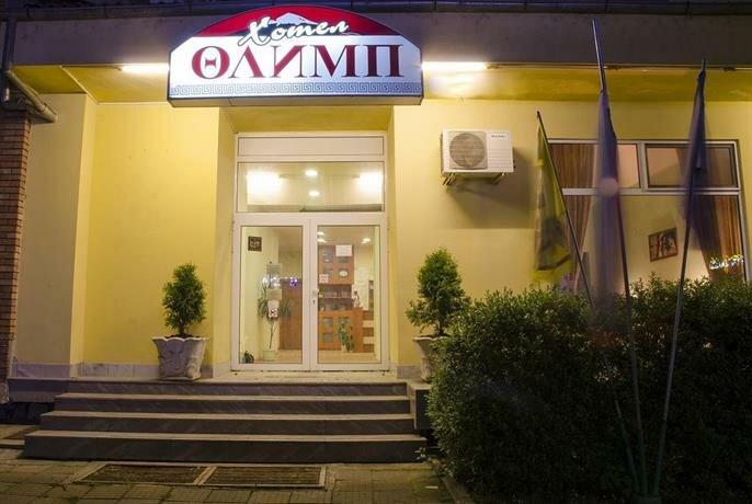 Family Hotel Olymp