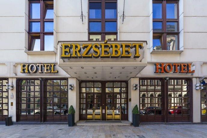 Hotel Erzsébet City Center Superior