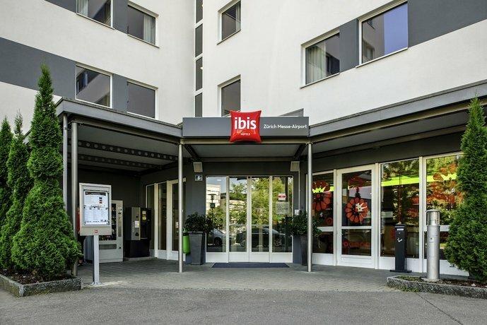 Ibis Zurich Messe-Airport