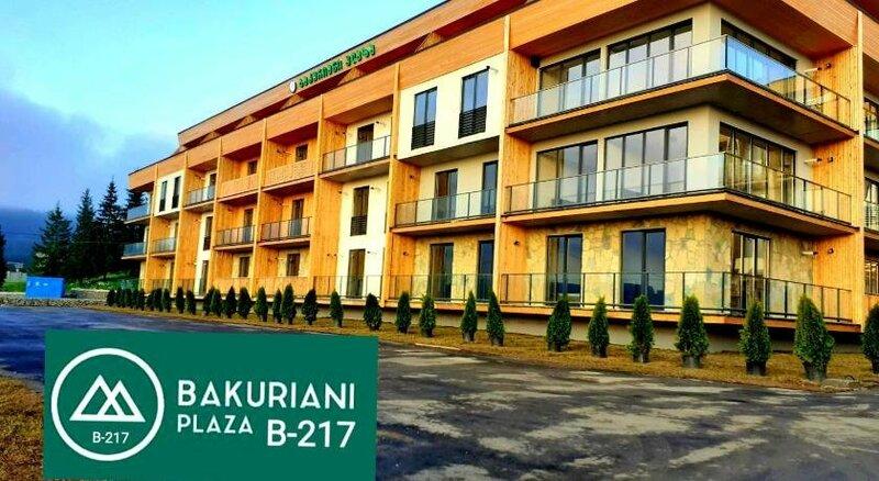 Bakuriani Plaza