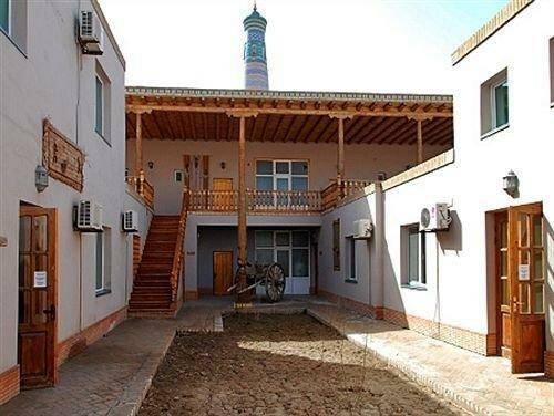 Гостиница Малика Хива