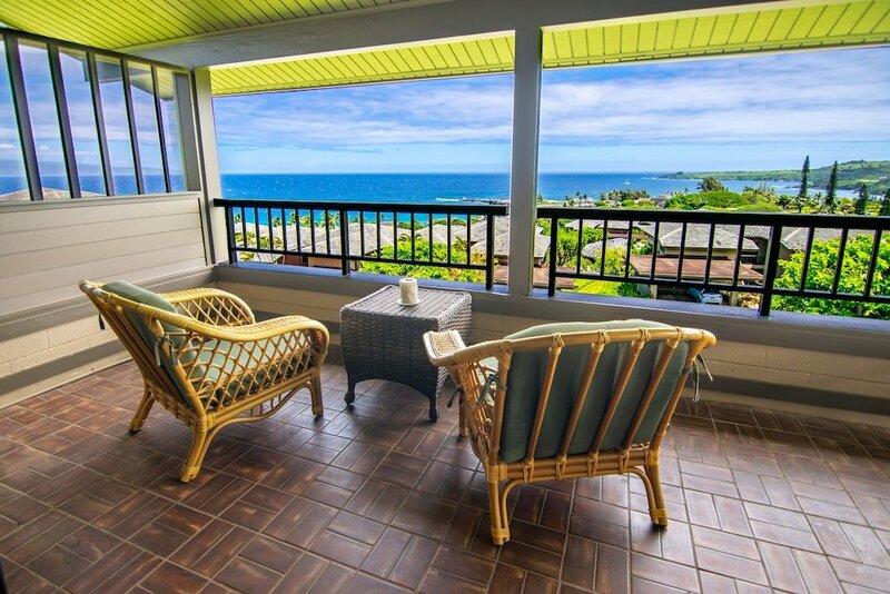 Kapalua Ridge Villa 1523 Gold Ocean View