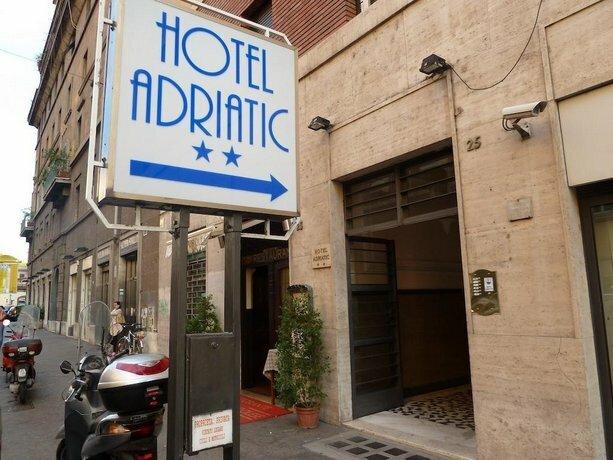 Отель Adriatic