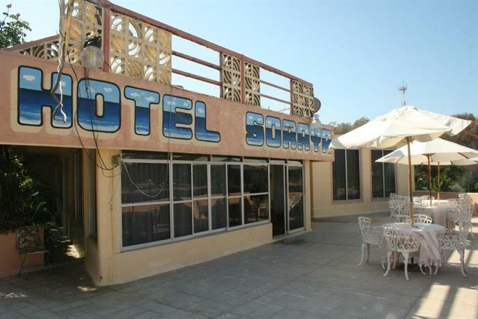 Hotel Soraya De Puerto Angel