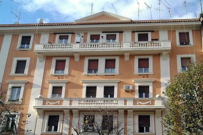 Hospitales del Pellegrino Trastevere