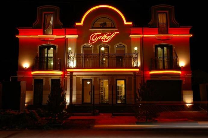 Griboff-Hotel - сауна, гостиница. Бердянск