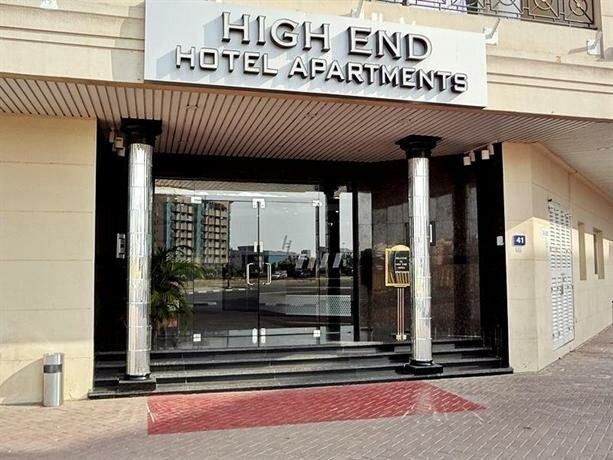 High End Hotel Apartments