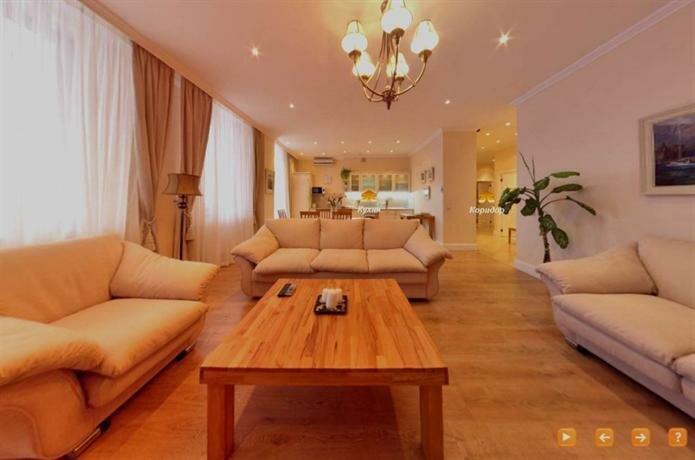 Irlandskiye Apartments