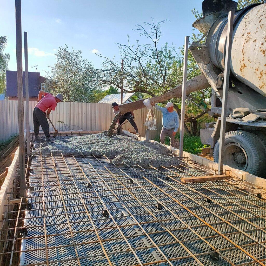 Ивантеевка бетон завод приготовить цементный раствор для стяжки на пол