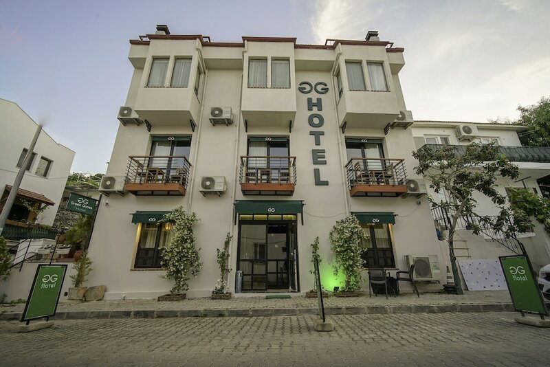 The Green Goose Hotel
