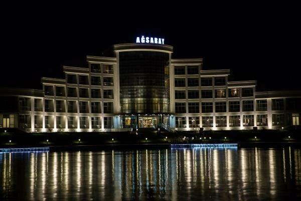 Аксарай Делюкс Отель
