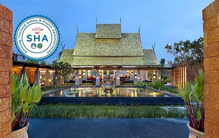 Отель Анантара, остров Пхукет, Таиланд