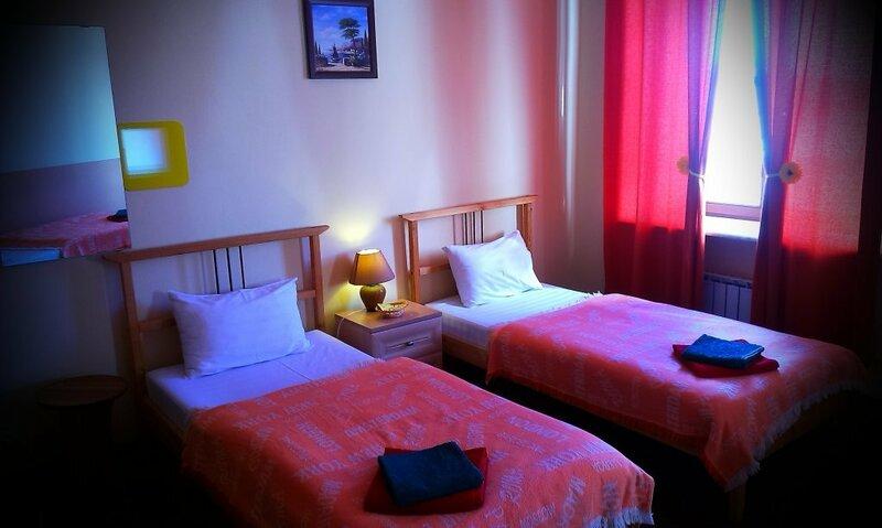 Отель Маралунга