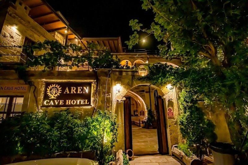 Aren Cave Hotel