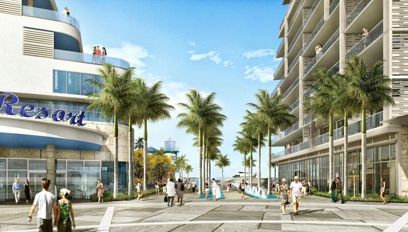 Margaritaville Beach Resort - Nassau