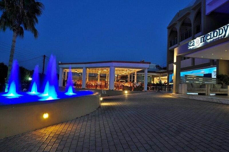 Sea Melody Beach Hotel & Apartments