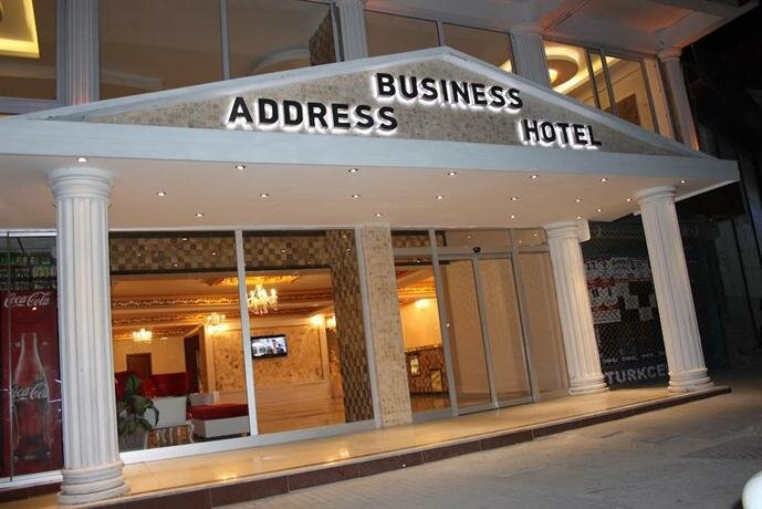 Business Address Hotel & SPA Center