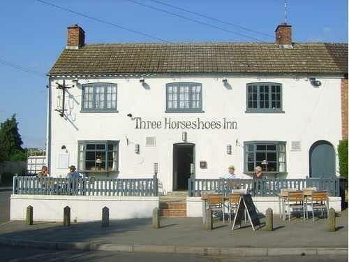 The Three Horseshoes Inn - B&b