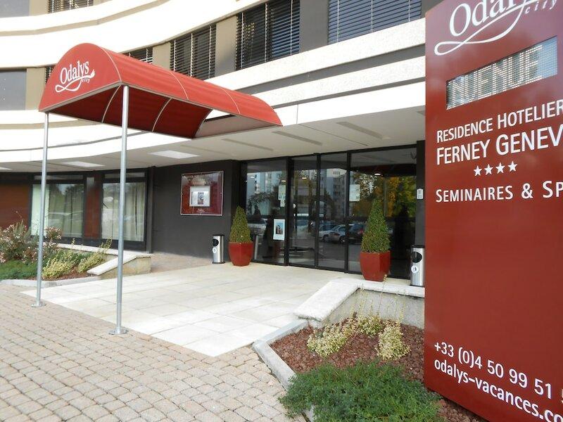 Odalys City Ferney Genève