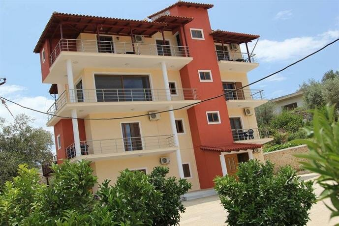 Hotel Lula Ksamil