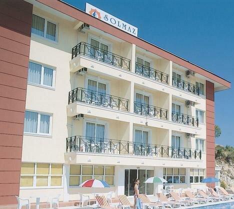 My Solmaz Hotel