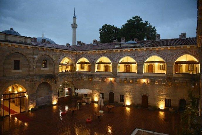 Merzifon Tashan Butik Otel