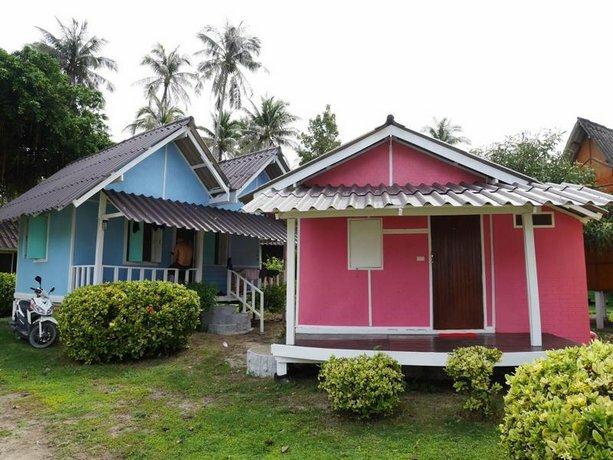Colorful Hut