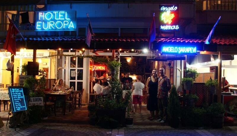 Мини-Отель Europa