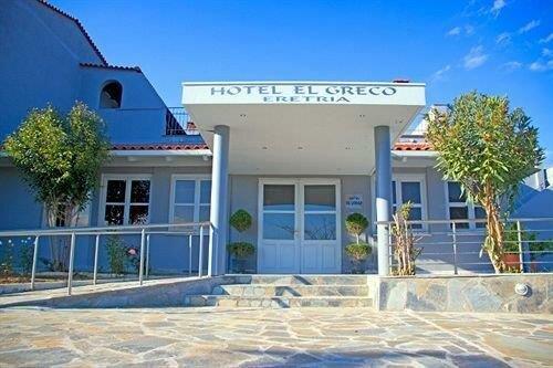 Hotel El Greco Eretria